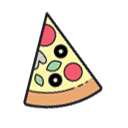 Cheese Pizza Cursors